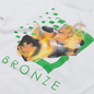 Мужская футболка Bronze 56K VX B Logo White фото - 2