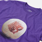 Мужская футболка Bronze 56K Wilson Purple фото - 1
