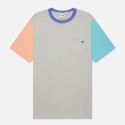Мужская футболка Puma Downtown Pocket Gray Violet