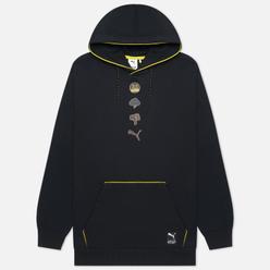 Мужская толстовка Puma x Emoji Print Hoodie Black
