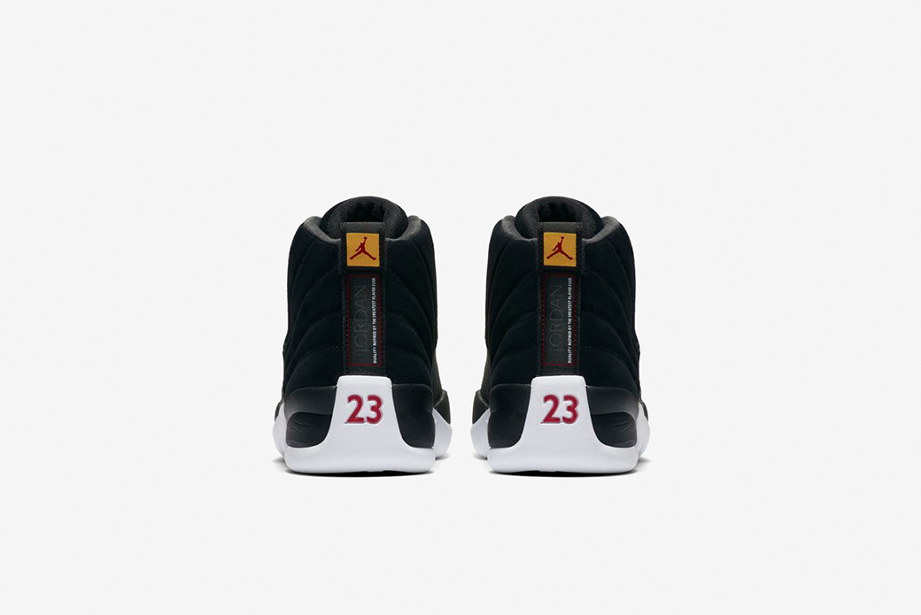 """Air Jordan 12 Retro """"Reverse Taxi"""": полная противоположность"""