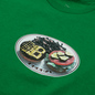 Мужская футболка Bronze 56K Plate Kelly Green фото - 1