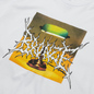 Мужская футболка Bronze 56K Death Metal Lamp White фото - 1