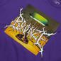 Мужская футболка Bronze 56K Death Metal Lamp Purple фото - 1