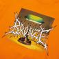 Мужская футболка Bronze 56K Death Metal Lamp Orange фото - 1