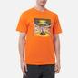 Мужская футболка Bronze 56K Death Metal Lamp Orange фото - 2