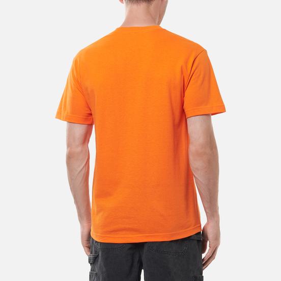 Мужская футболка Bronze 56K Death Metal Lamp Orange
