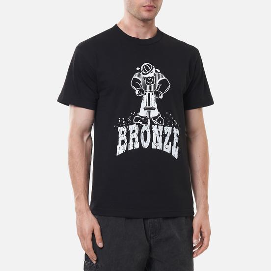 Мужская футболка Bronze 56K Jackhammer Black