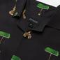 Мужская рубашка Bronze 56K Bankers Lamp Rayon Black фото - 1