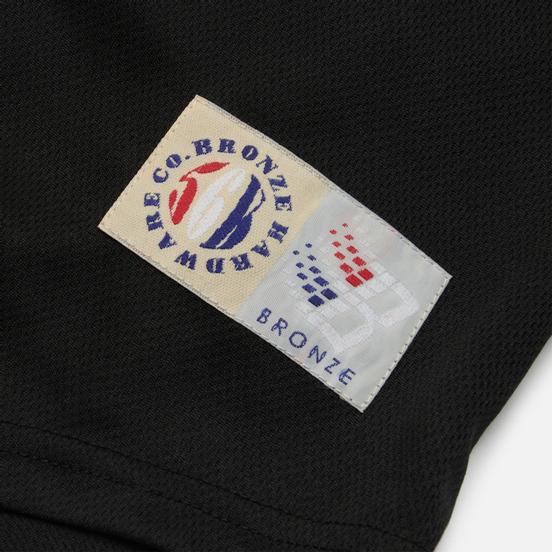 Мужская рубашка Bronze 56K Hardware Jersey Black