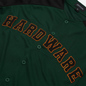 Мужская рубашка Bronze 56K Hardware Jersey Green фото - 1