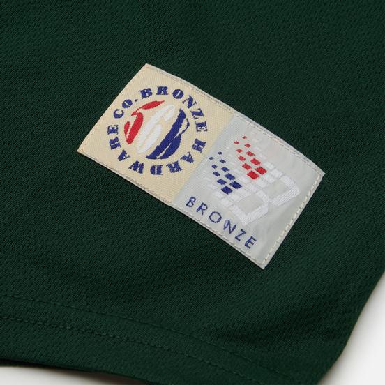 Мужская рубашка Bronze 56K Hardware Jersey Green