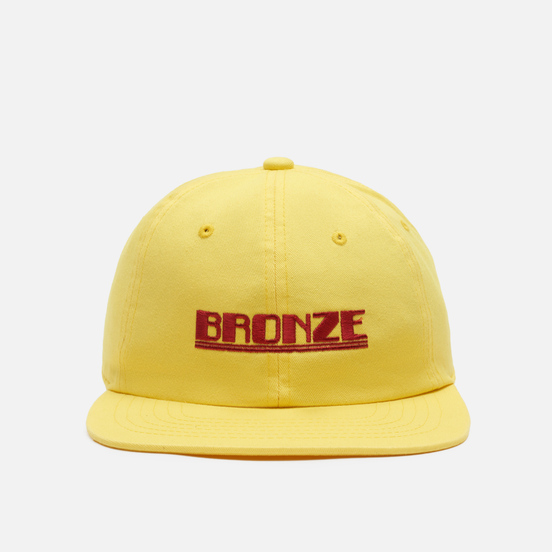 Кепка Bronze 56K Plate Yellow