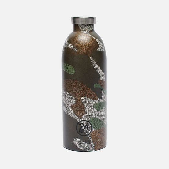 Бутылка 24Bottles Clima Large Camo Zone