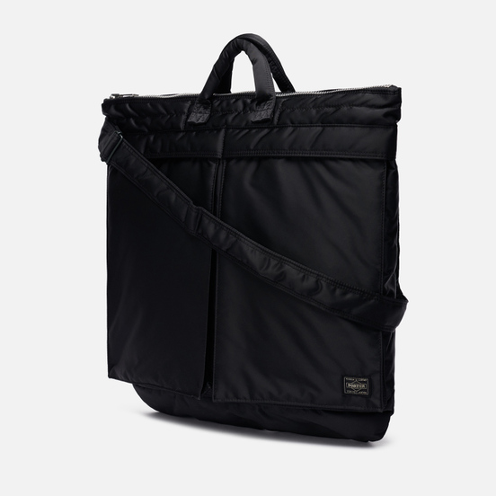 Сумка Porter-Yoshida & Co Tanker 2-Way Helmet Black