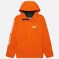 Мужская куртка ветровка Helly Hansen Ervik Bright Orange фото - 0