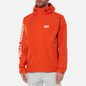 Мужская куртка ветровка Helly Hansen Ervik Bright Orange фото - 2