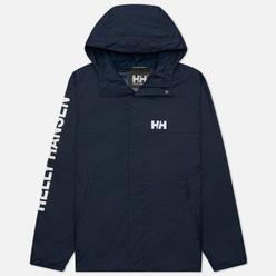 Мужская куртка ветровка Helly Hansen Ervik Navy/White
