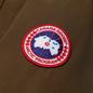 Женская куртка парка Canada Goose Trillium HD Military Green фото - 2