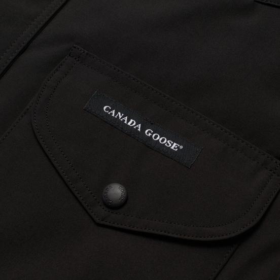 Женская куртка парка Canada Goose Trillium HD Black