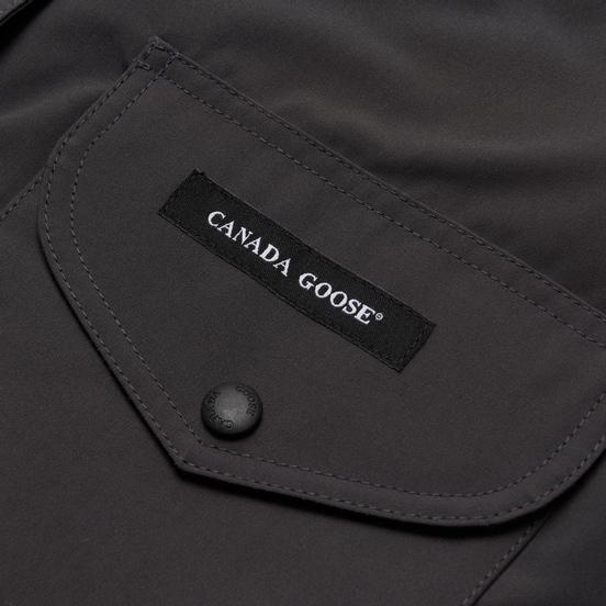 Женская куртка парка Canada Goose Trillium HD Graphite