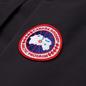 Женская куртка парка Canada Goose Trillium HD Navy фото - 2