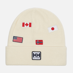 Шапка Helly Hansen Flag Beanie Off White