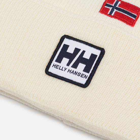 Шапка Helly Hansen Flag Beanie Off White