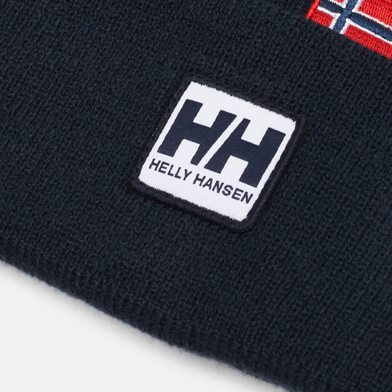 Шапка Helly Hansen Flag Beanie Navy