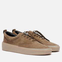 Мужские кроссовки Fear of God 101 Lace Up Suede/Nubuck Taupe