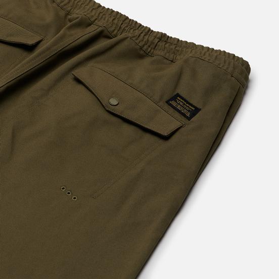 Мужские брюки maharishi Organic Temple Bead Military Olive