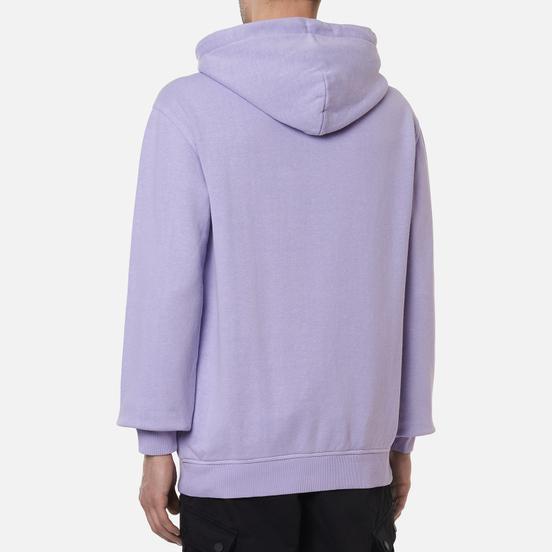 Мужская толстовка maharishi Hemp Organic Hooded Lavender