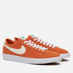Кроссовки Nike SB Blazer Low GT Starfish/Sail/Starfish/Summit White