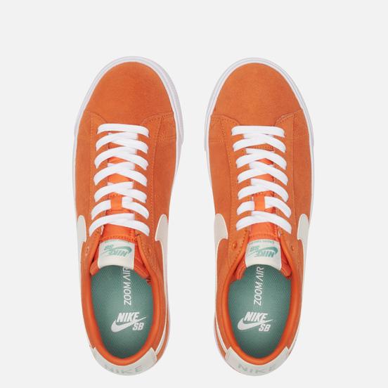Мужские кроссовки Nike SB Blazer Low GT Starfish/Sail/Starfish/Summit White