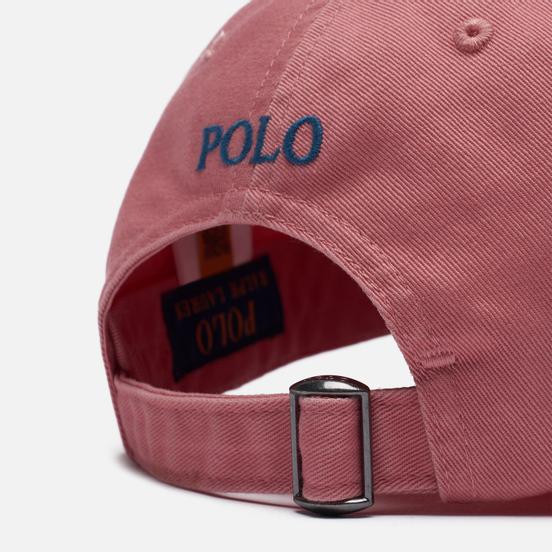 Кепка Polo Ralph Lauren Classic Sport Cotton Chino Desert Rose