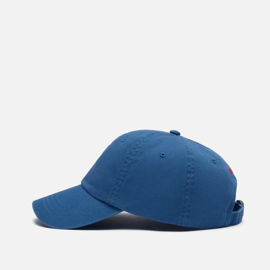 Кепка Polo Ralph Lauren Classic Sport Cotton Chino Detla Blue