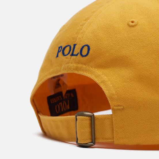 Кепка Polo Ralph Lauren Classic Sport Cotton Chino Gold Bugle