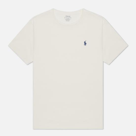 Мужская футболка Polo Ralph Lauren Classic Crew Neck 26/1 Jersey Nevis/Navy