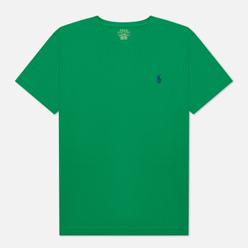 Мужская футболка Polo Ralph Lauren Classic Crew Neck 26/1 Jersey Billiard/Navy