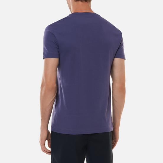 Мужская футболка Polo Ralph Lauren Classic Crew Neck 26/1 Jersey Juneberry/Turquoise