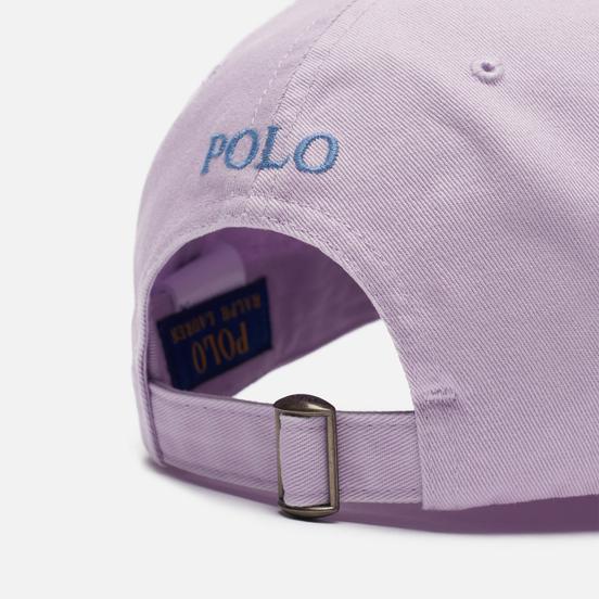 Кепка Polo Ralph Lauren Classic Sport Cotton Chino Spring Iris