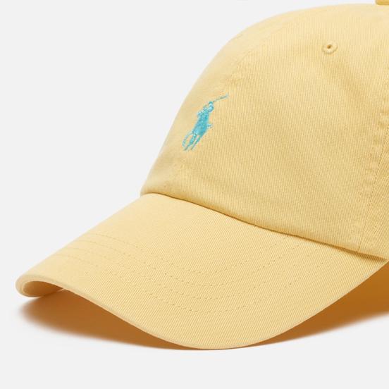 Кепка Polo Ralph Lauren Classic Sport Cotton Chino Empire Yellow