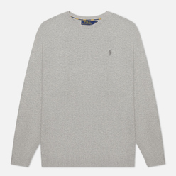 Мужской свитер Polo Ralph Lauren Embroidered Pony Crew Neck Andover Heather