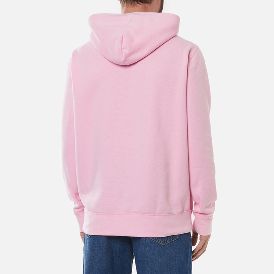 Мужская толстовка Polo Ralph Lauren Embroidered Pony Fleece Hoodie Carmel Pink