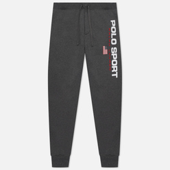 Мужские брюки Polo Ralph Lauren Polo Sport Neon Fleece Jogger Fortress Grey Heather
