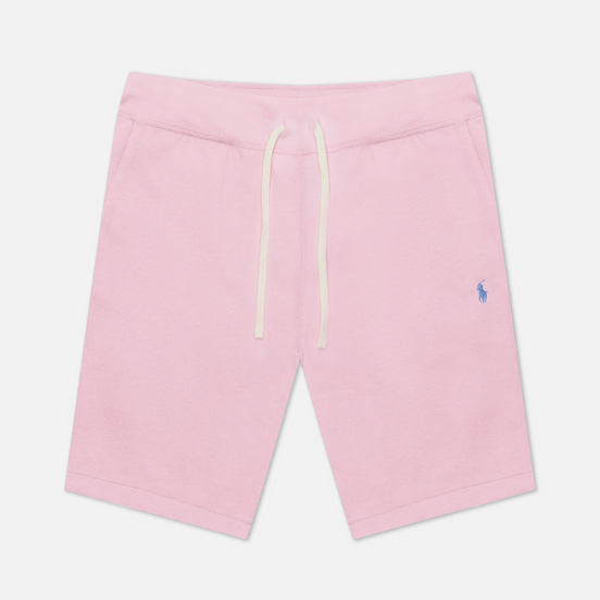 Мужские шорты Polo Ralph Lauren Cabin Fleece Carmel Pink