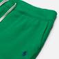 Мужские шорты Polo Ralph Lauren Cabin Fleece Billiard Green фото - 1