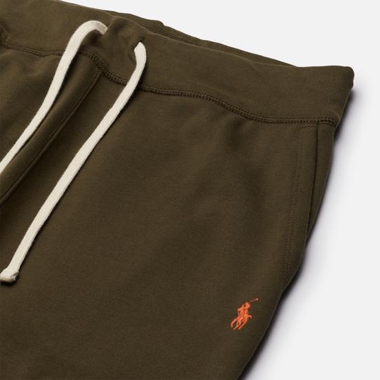 Мужские брюки Polo Ralph Lauren Embroidered Pony Vintage Fleece Defender Green