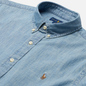 Мужская рубашка Polo Ralph Lauren Slim Fit Indigo Chambray Light Indigo фото - 1
