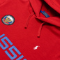 Мужская толстовка Polo Ralph Lauren The Russia Hoodie Vintage Fleece Red фото - 1